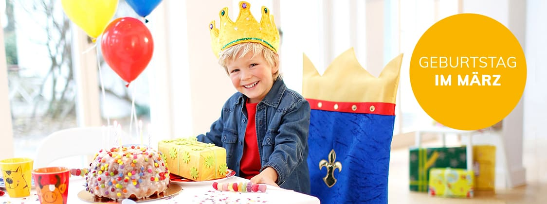 Heut hab ich Geburtstag!
