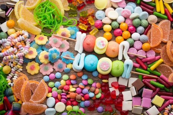 Süßigkeiten Schultüte