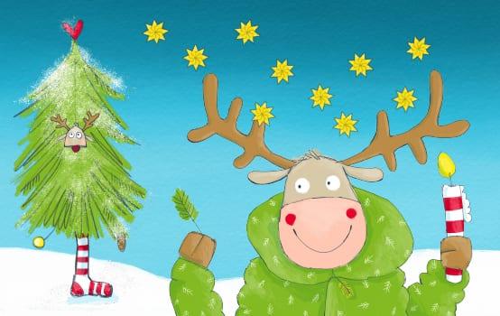 Drei Fragen zu ... kuriosen Weihnachtsbäumen in aller Welt!