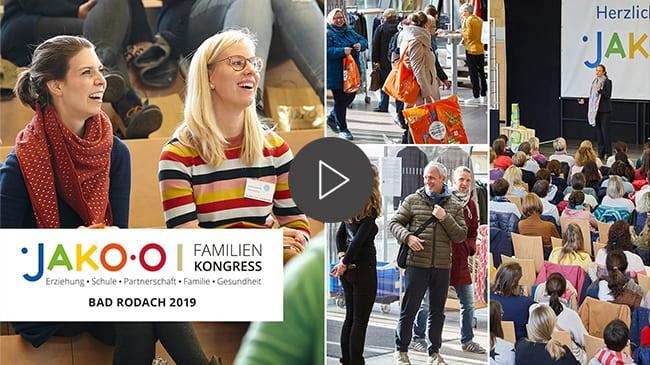 Rückblick auf den JAKO-O Familien-Kongress 2019 in Bad Rodach