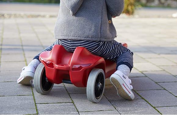 Bobby-Car-Reifen aus Vollgummi
