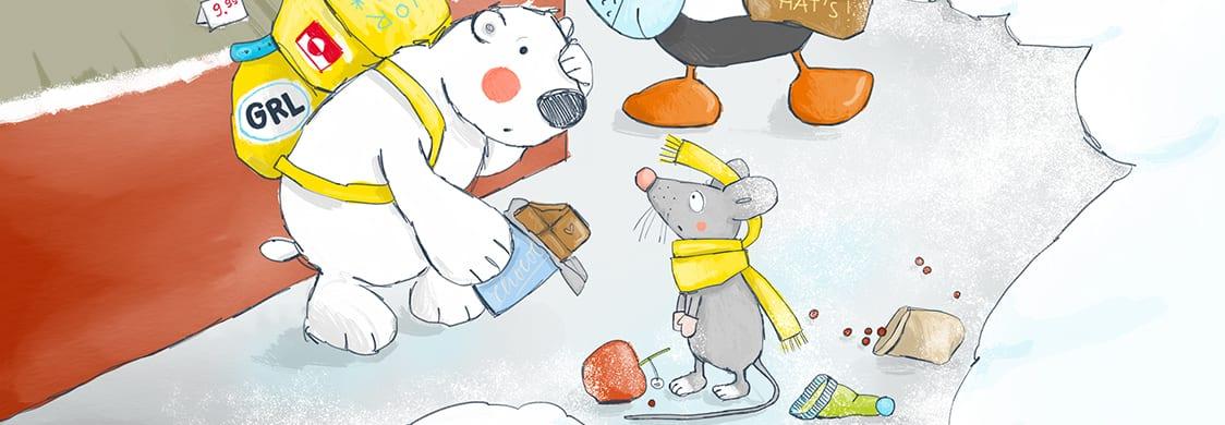 – Matti Eisbär – Einfühlungsvermögen eröffnet Welten