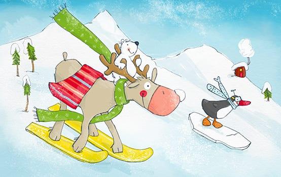 Elos Tipp: Draußen im Winter!