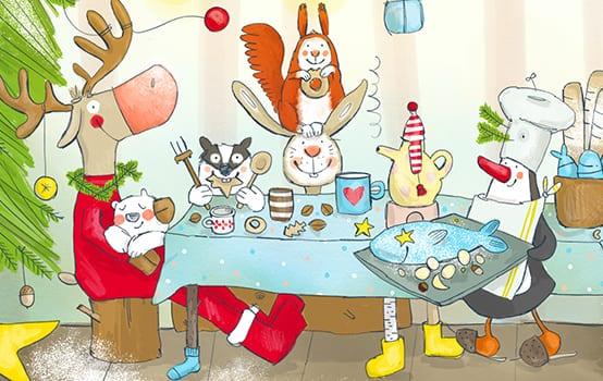 Wir feiern Weihnachten: Es gibt viel vorzubereiten!