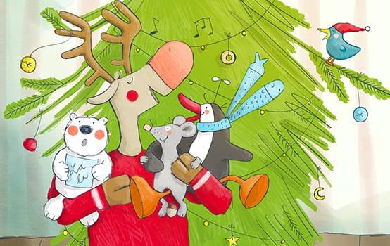 Wir singen! Unsere Weihnachtslieder-Hitparade!