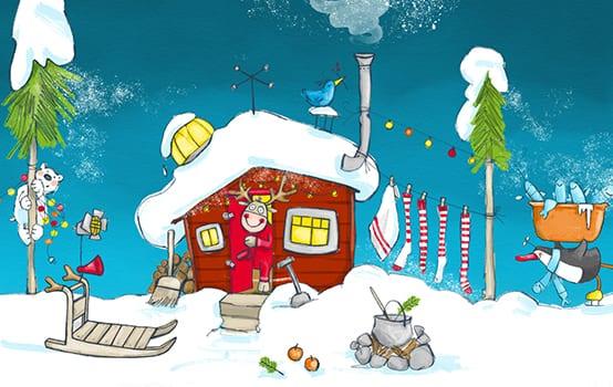 Die Weihnachtsfreunde  – So haben sie sich kennnengelernt!