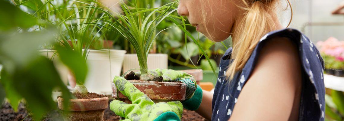 Tipps & Ideen zum Gärtnern mit Kindern