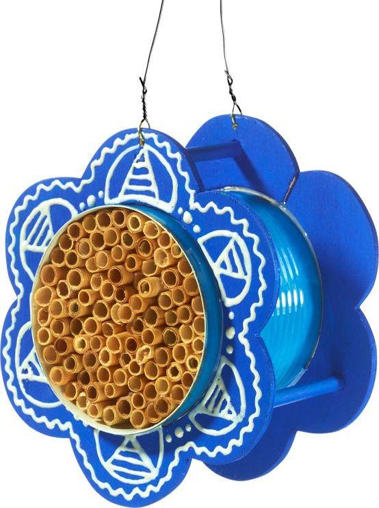 Insektenhotel aus Dosen bauen