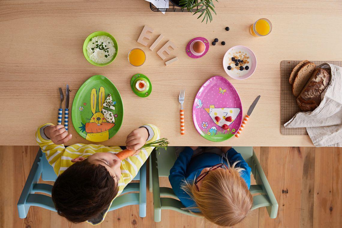 Ostern mit Kindern: Osterfrühstück