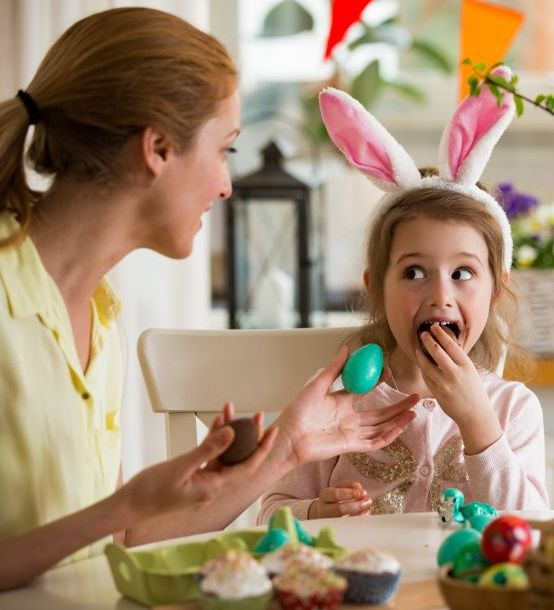 Ostern mit Kindern: Geschenke