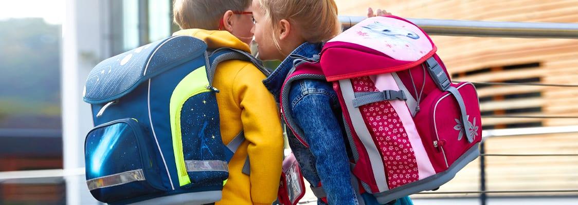 Schulranzen oder Schulrucksack – Die richtige Schultasche finden