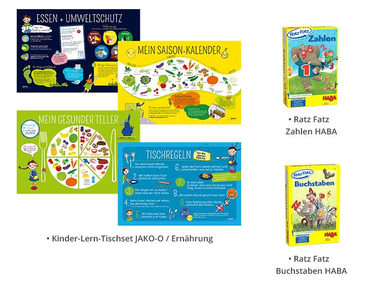 Lernen-macht-Spaß-Paket