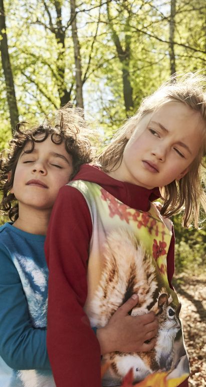 Geschwisterliebe: Altersunterschied 3 bis 5 Jahre
