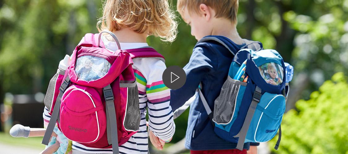 Krippe, Kindergarten, Schule – jetzt geht's los!