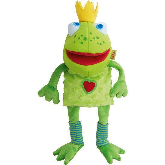 Handpuppe Froschkönig HABA 300490