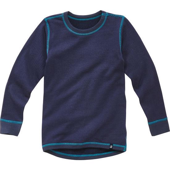 Kinder Unterhemd Thermofrottee JAKO-O, Langarm
