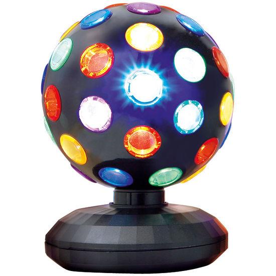 Discokugel mit LED-Leuchten JAKO-O