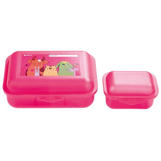 Kinder Brotdosen-Set unterteilt JAKO-O, 3-teilig