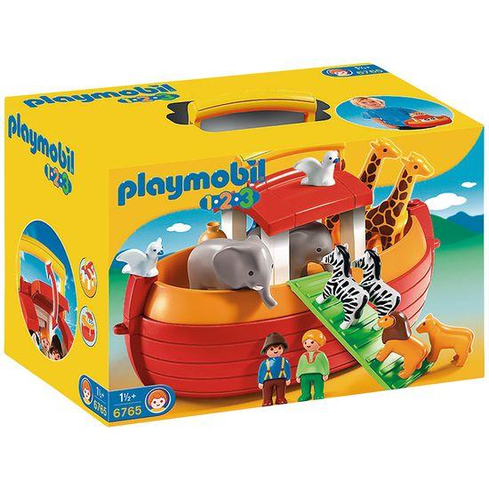 PLAYMOBIL® 1.2.3 6765 Meine Mitnehm-Arche Noah