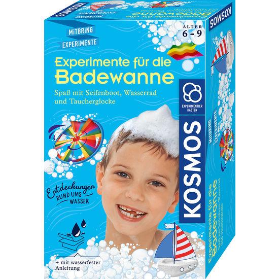KOSMOS Experimentierkasten Experimente für die Badewanne