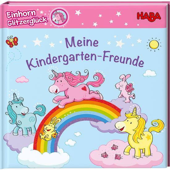 Einhorn Glitzerglück – Meine Kindergarten-Freunde HABA 300754