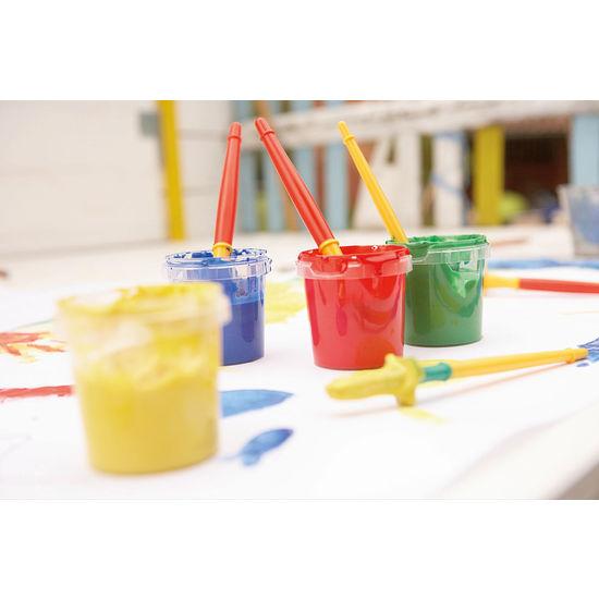 Fingermalfarben JAKO-O by FEUCHTMANN, 6 x 150 g