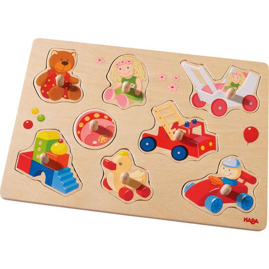 Greifpuzzle Meine ersten Spielzeuge HABA 301963