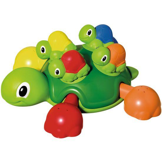 TOMY Toomies® Schildkrötenfamilie E72097, Wasserspielzeug