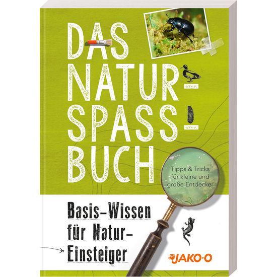 Das Natur-Spaß-Buch JAKO-O