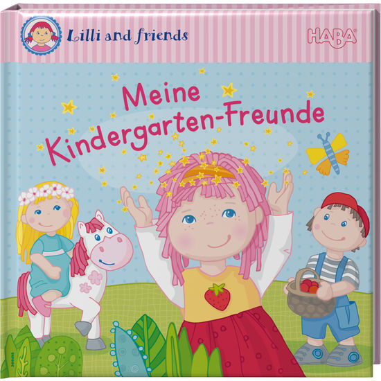 Lilli and friends – Meine Kindergarten-Freunde HABA 300198