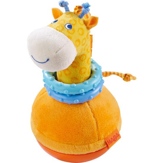 Stehauffigur Giraffe HABA 302571 » JAKO O