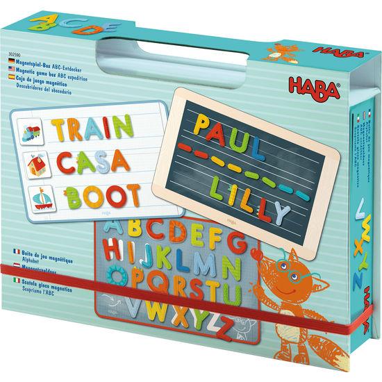 Magnetspiel-Box ABC-Entdecker HABA 302590