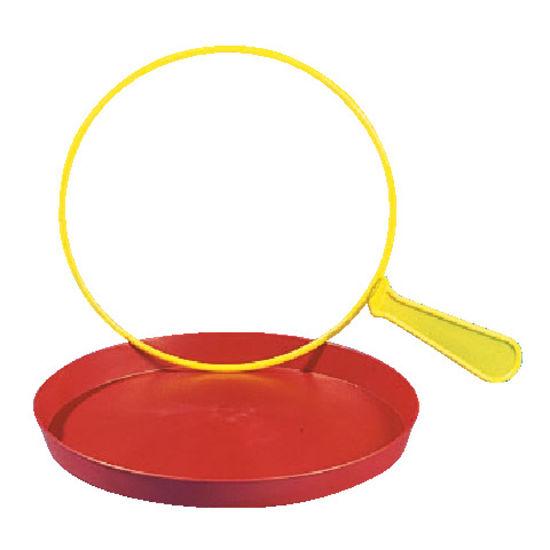 PUSTEFIX® Großer Ring, mit Seifenblasenflüssigkeit