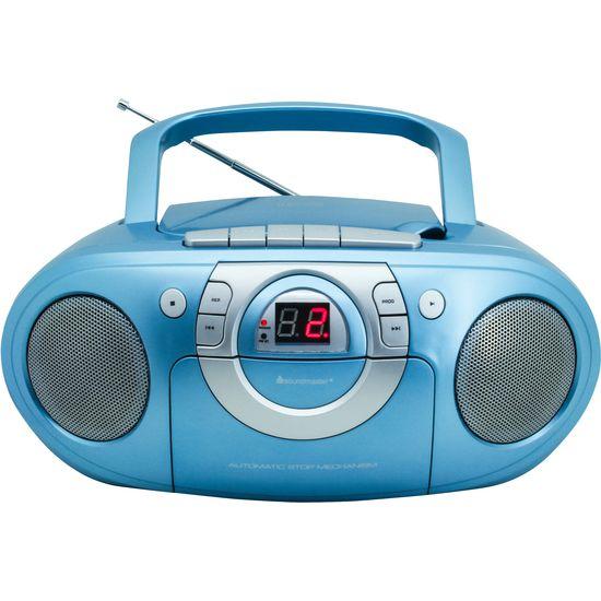 soundmaster® SCD5100 CD Player mit Kassettenrecorder und Radio