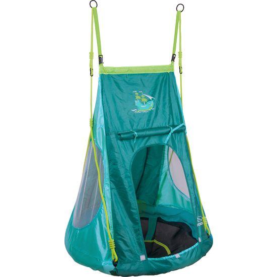 HUDORA® Nestschaukel mit Zelt 90 cm, bis 100 kg