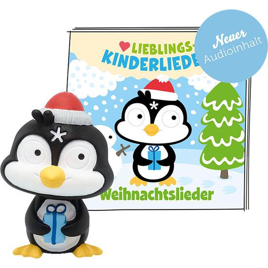 tonies® Hörfigur Pinguin 30 Lieblings-Kinderlieder – Weihnachtslieder