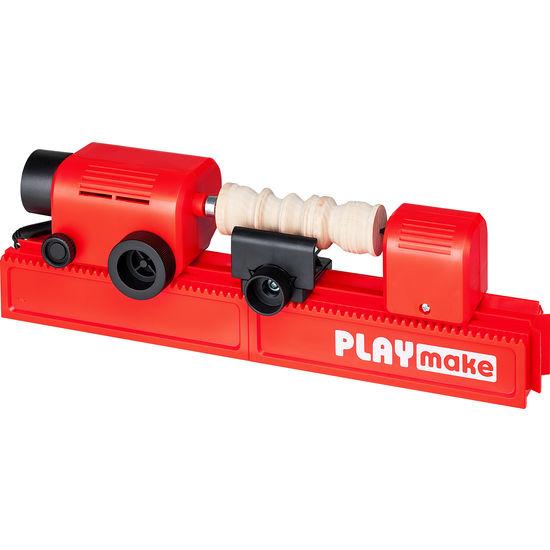 PLAYmake Kinderwerkzeug 4 in 1 Holzbearbeitung