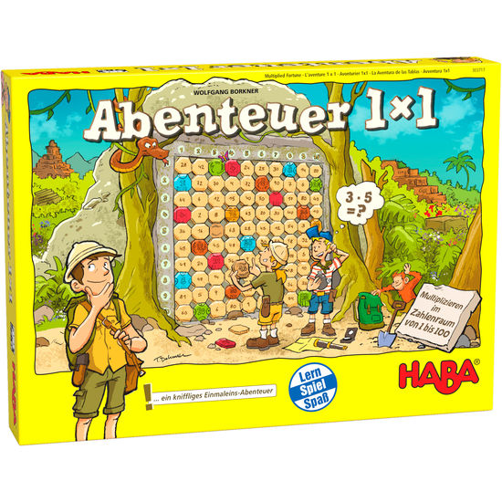 Abenteuer 1x1 HABA 303717