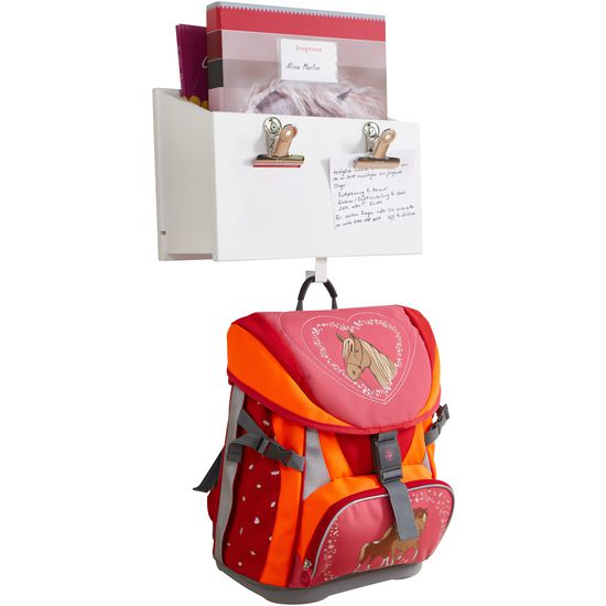 Ranzenorganizer mit Taschenhaken JAKO-O, MDF