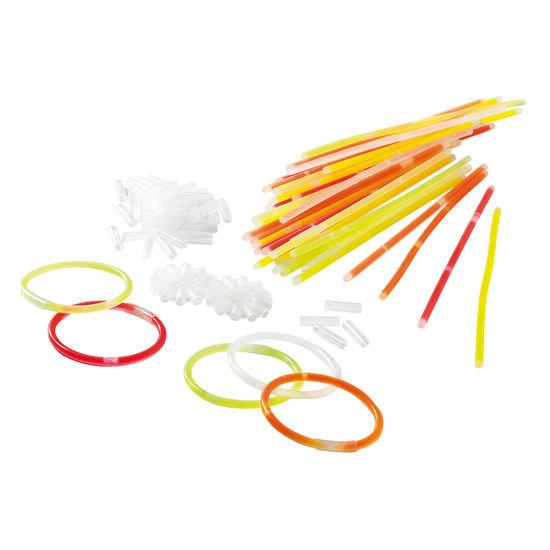 X4-Life Snappy Leucht-Bänder, 50 Stück
