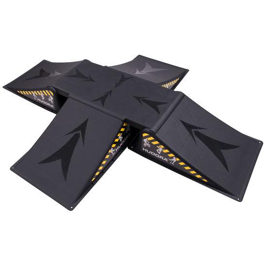HUDORA® Skater Rampen Set, 5-teilig