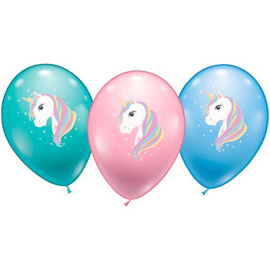 Luftballons Einhorn