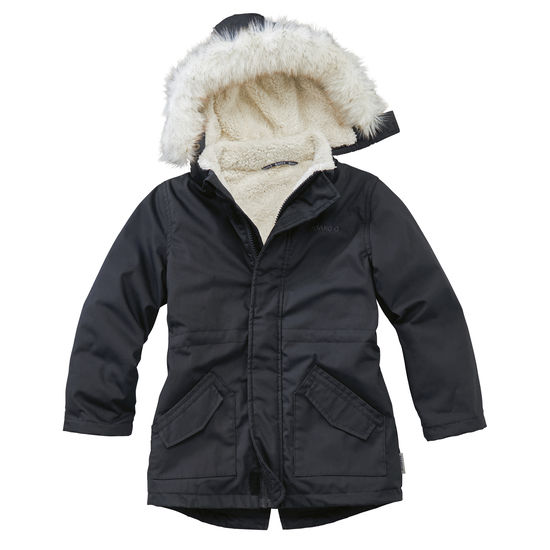 Kinder Winterparka JAKO-O, warm gefüttert