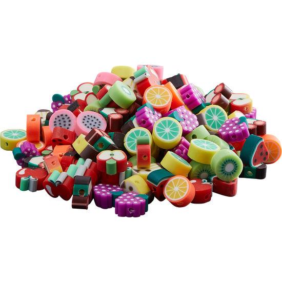 Perlen-Set Früchte