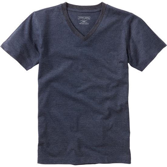 Kinder T-Shirt FIT-Z, V-Neck