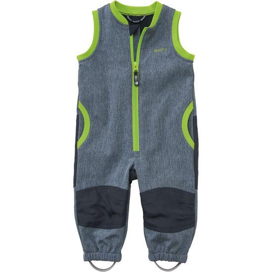 Baby Softshell-Latzhose JAKO-O, robust