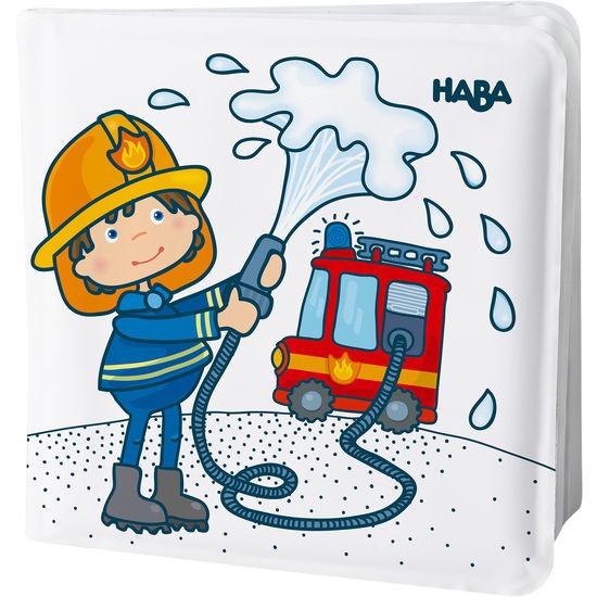 Zauber-Badebuch Feuerwehr HABA 304705