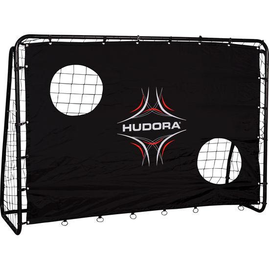 HUDORA® Fußballtor Freekick mit Torwand <br>213 x 152 x 76 cm