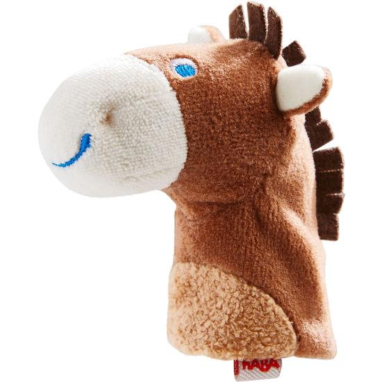 Fingerpuppe Pferd Paul HABA 304937