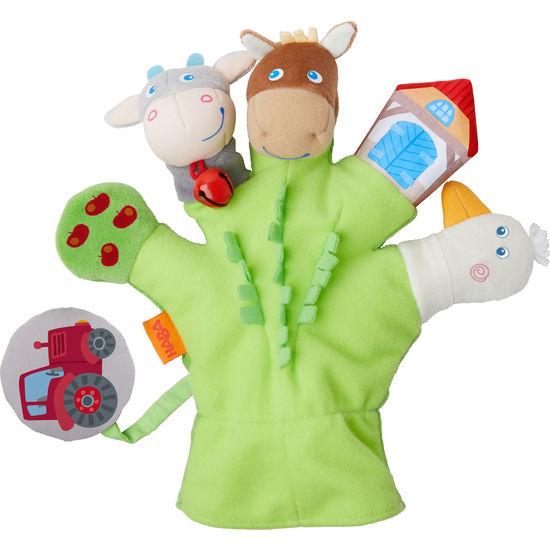 Spielhandschuh Bauernhof HABA 304933